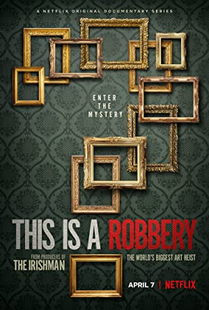 This is a Robbery: The World's Bigge Subtitle Indonesia
