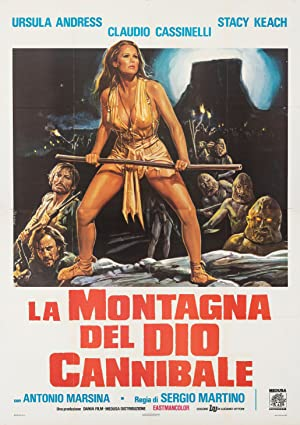 The Mountain of the Cannibal God Subtitle Indonesia