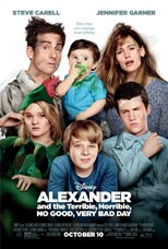 Alexander and the Terrible, Horrible, No Subtitle Indonesia