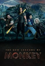 The New Legends of Monkey - First Season Subtitle Indonesia