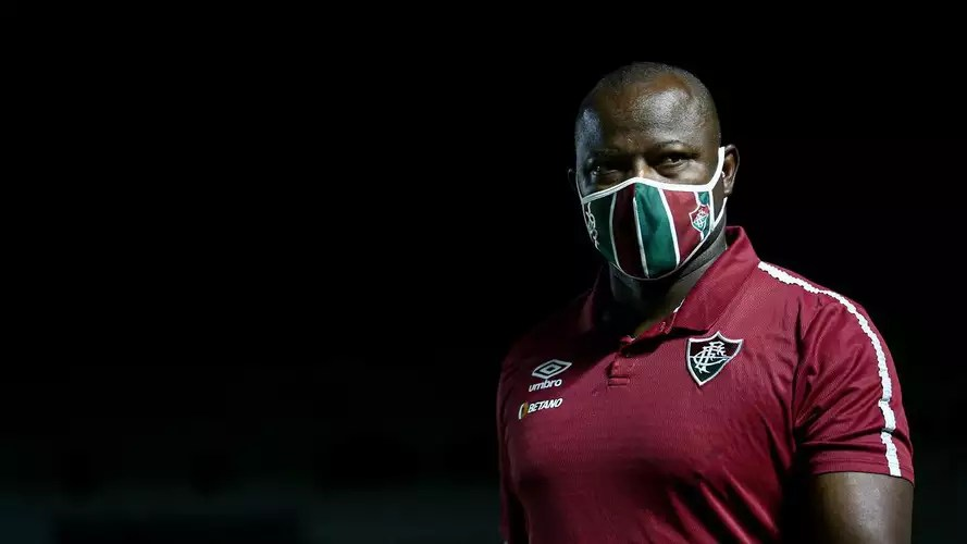 Photos of the game between Fluminense and Atl