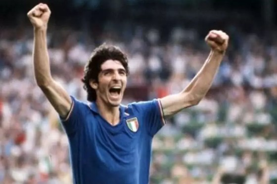 Morre italiano Paolo Rossi, carrasco do Brasil na Copa de 1982 - Superesportes