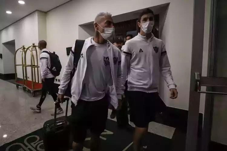 Photos of the game between Red Bull Bragantino and Atl