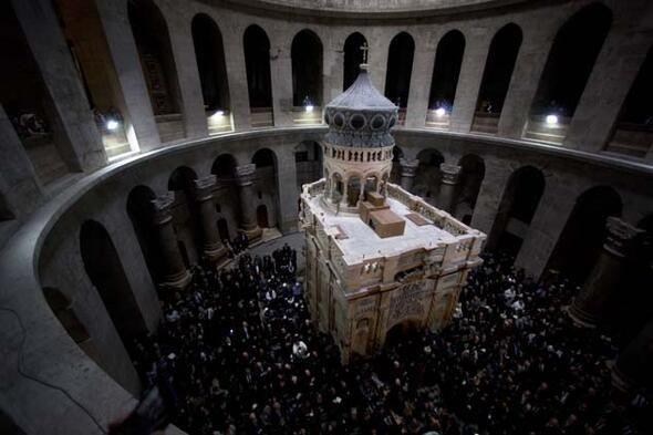 Hz. İsa'nın mezarı açılınca ortaya çıktı! - Sayfa 16
