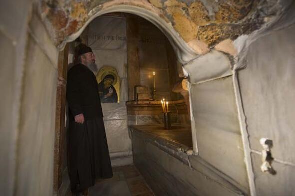 Hz. İsa'nın mezarı açılınca ortaya çıktı! - Sayfa 18