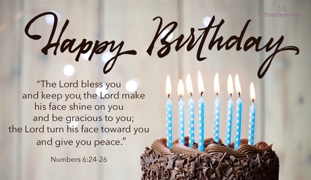 20 Best Birthday Bible Verses Happy Celebrations Inspiration For Loved Ones