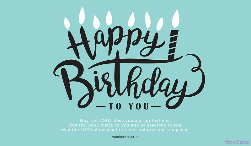 Birthday Bible Verses Top Scriptures For Birthday Cards