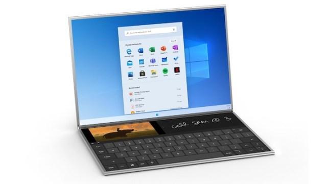 windows 10x 3 UuQN - Windows 10X ile uygun fiyatlı PC'ler geliyor
