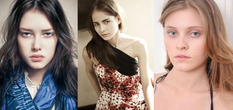 Paparazzi Model Management - Mia Frilander, Suvi Jokinen, Anette Montin