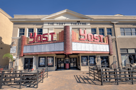 Image result for yost theater