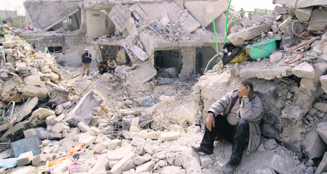 UN: Humanitarian situation in Syria dramatically worsened