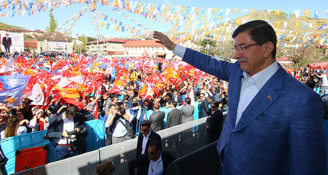 Davutoğlu: Opposition leaders should take example of UK leaders if they lose election