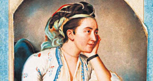 A portrait of Razia Sultana