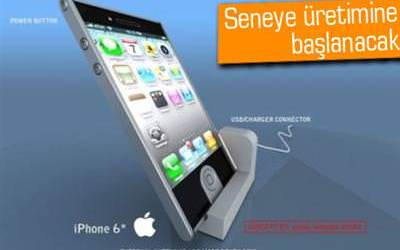 iPhone 5 ortada yok, iPhone 6'nın ayak sesleri geliyor