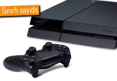 PlayStation 4 Türkiye gece satışı yapılacak