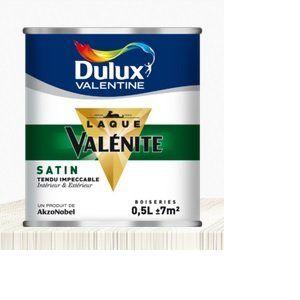 Peinture Dulux Valentine Blanc Satin Comparer 33 Offres