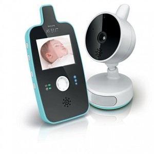 Philips Avent SCD603/00 - Babyphone vidéo