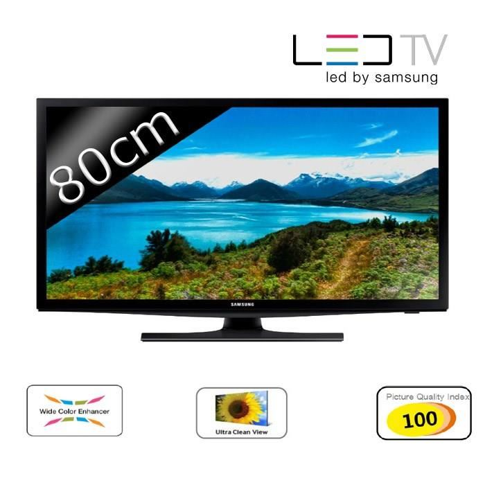samsung ue32j4100 televiseur led 80