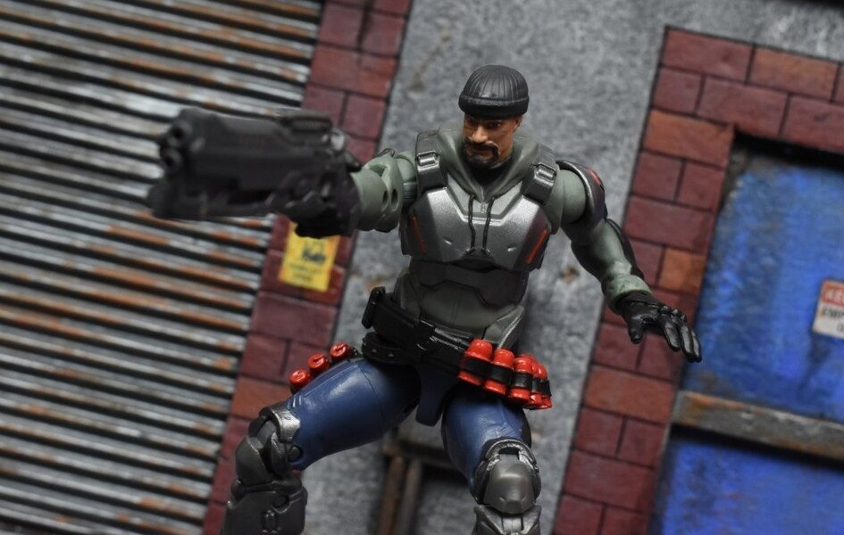 Overwatch REAPER Hasbro 6 Ultimates Figure Video Review And Images