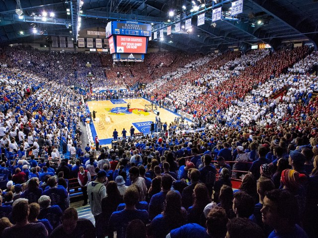 These Are The Toughest Home Courts In College Basketball Ncaa Com