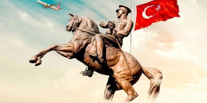 19 Mayıs Atatürk'ü Anma, Gençlik ve Spor Bayramı mesajları ve sözleri