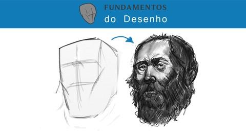 Los jefes de dibujar rostros y retratos