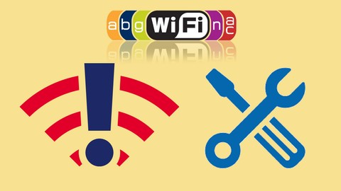 Redes Wireless - Pré-Intermediário (Troubleshooting)