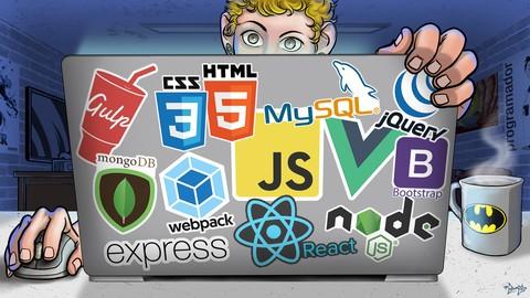 Curso Web Moderno com JavaScript 2020 COMPLETO + Projetos