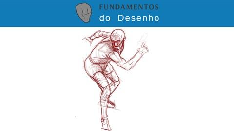 O desenho da Figura Humana e Introdução à Anatomia artística