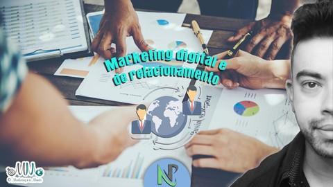 Marketing Digital e de Relacionamento para redes sociais