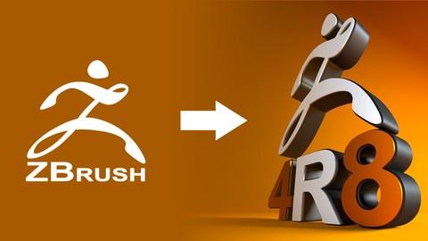O que há de novo no ZBrush 4R8