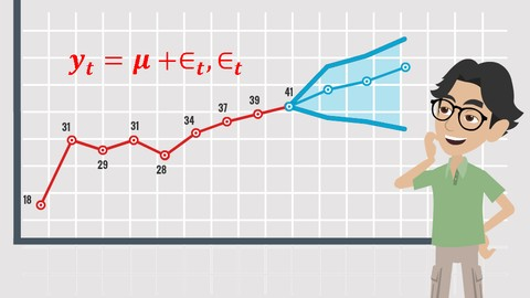 Time Series and Predictive Analysis: The Complete Course