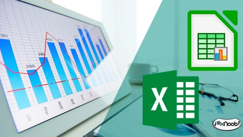 Excel e LibreOffice Calc para engenheiros e administradores.