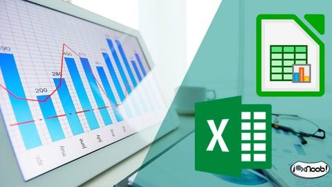Excel y LibreOffice Calc para ingenieros y administradores.