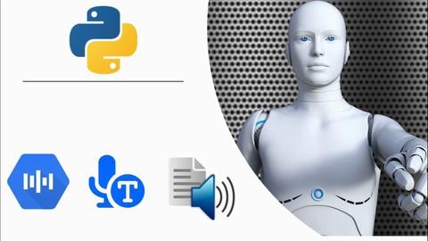 Reconhecimento de Voz e Sintetização de Fala com Python