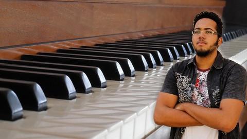 Aprenda piano clássico com czerny
