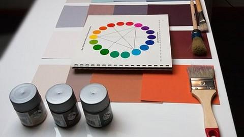 Como as cores afetam as emoções e influenciam nos espaços