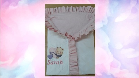 Sewing - Baby sleeping bag