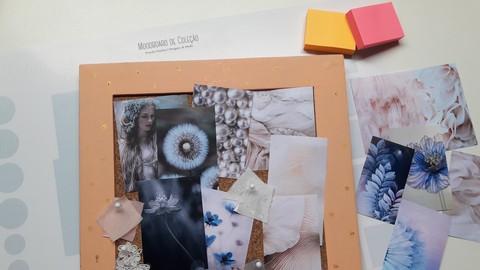 Como criar um painel de inspiração para sua coleção de moda