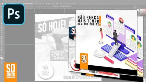 Photoshop 2020 Design Para Redes Sociais