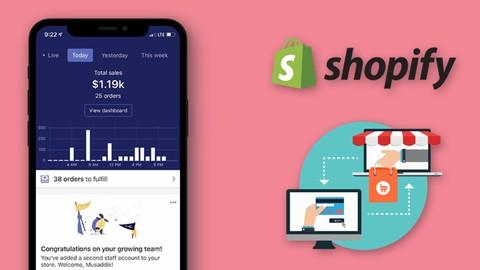 Dropshipping de a a z   criar loja online no shopify
