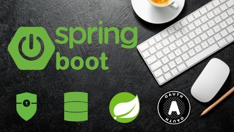 Spring Boot Expert: JPA, RESTFul API, Security, JWT e Mais
