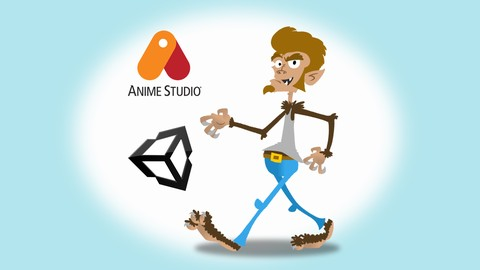 Get your Unity animation Game Ready with Anime Studio Pro