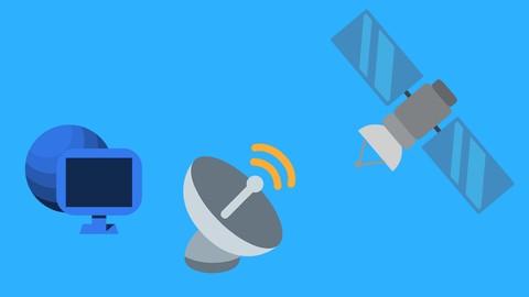 Redes de Computadores via Satélite - Telecomunicações