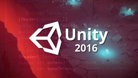 Unity Game Development Build 2D & 3D Games