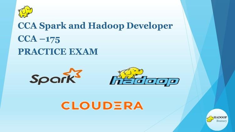 Cca Spark And Hadoop Developer Cca175 Practice Exam