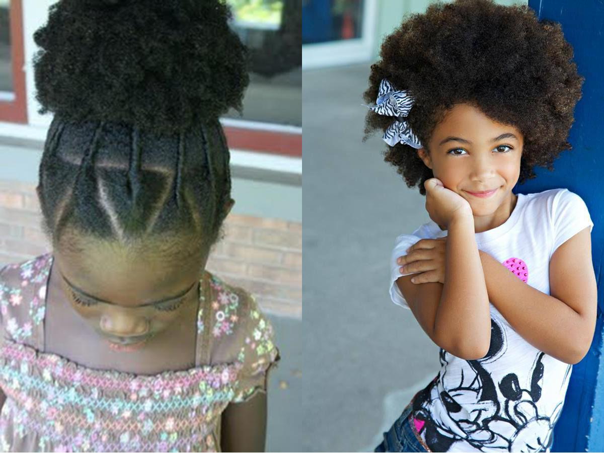 photos 15 coiffures de petite fille