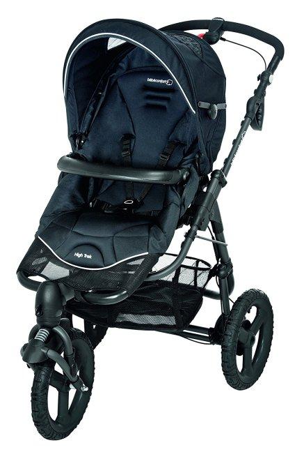 poussette 3 roues high trek de bebe
