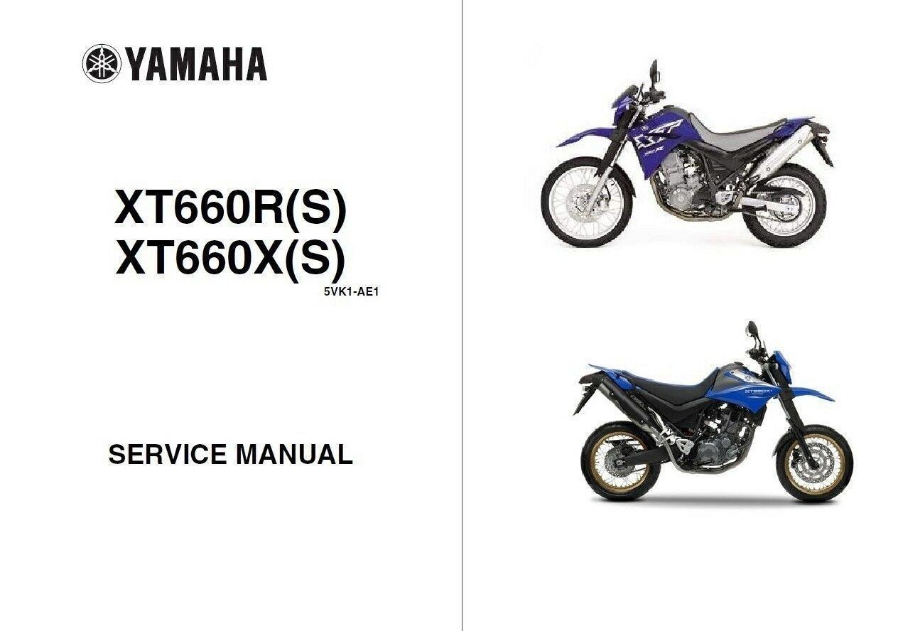 04 14 Yamaha Xt660r