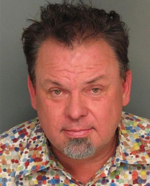 Thomas Kinkade. Photo by Monterey County Sheriff's Department, Monday, June 14, 2010.